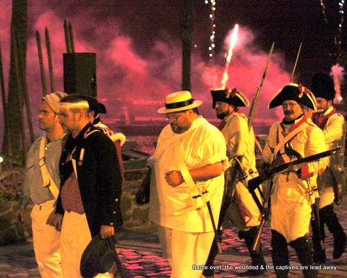 July 25th celebrations, Santa Cruz de Tenerife