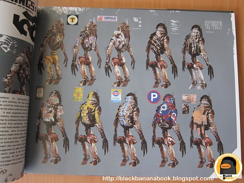The Art of District 9 Weta Workshop_06