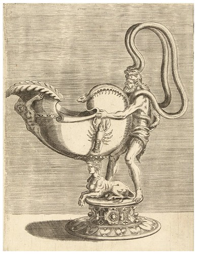005-Jarrones, jarras y cuencos grotescos 1548-Cornelio Bos- © Rijksmuseum