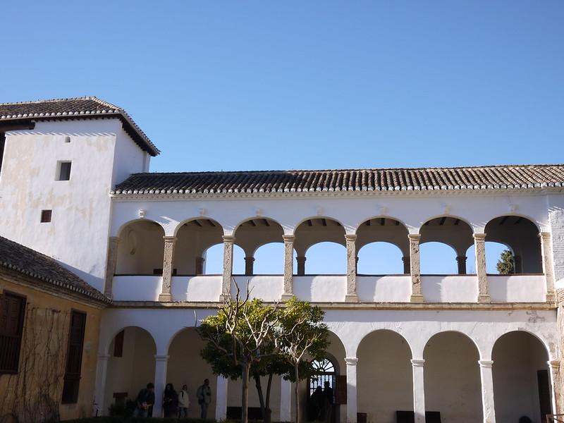 軒尼洛里菲庭園 El Generalife