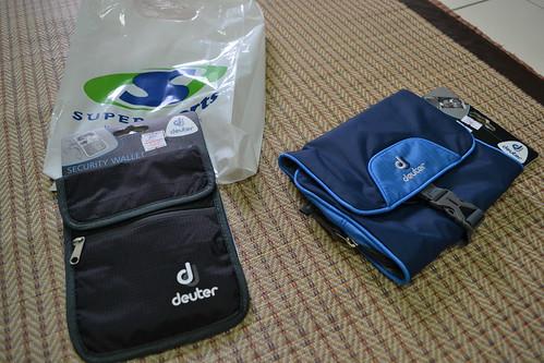 deuter's travel equipment 1