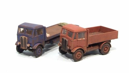 AEC Lorries