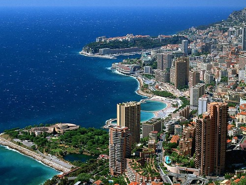 Monaco Grand Prix the top 5 VIP places to be seen