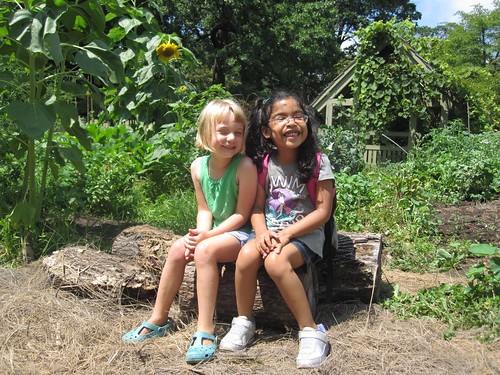 Children's Garden Open House
