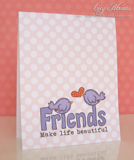 Friends Make Life Beautiful