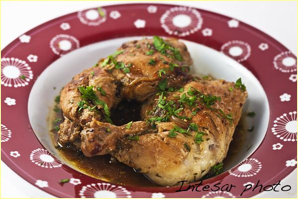 صينية الدجاج الهندي