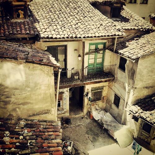 Espacios de la infancia que se vienen abajo... #pucela #Valladolid by Garbándaras