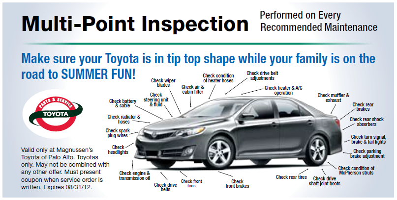 Toyota of Palo Alto Family owned & operated since Located at San Antonio Road Palo Alto, Ca. Toyota-Scion-Service-Certified Used Vehicles.