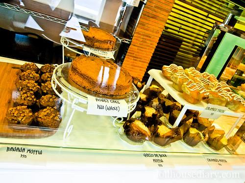 Manila Bake goodies