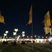 WOMAD at night