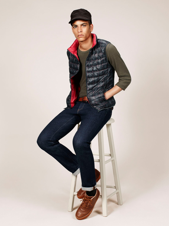 UNIQLO Style book Fall 2012_008Zakaria Khiare