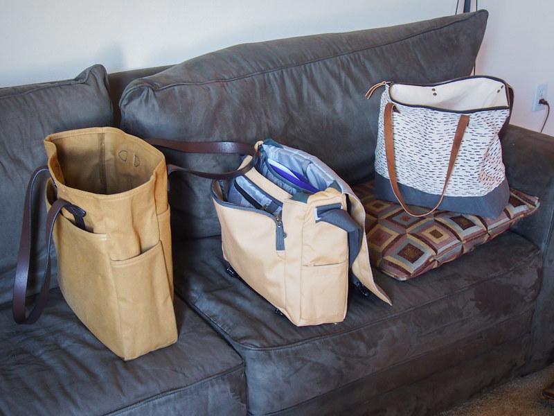 I like bags.