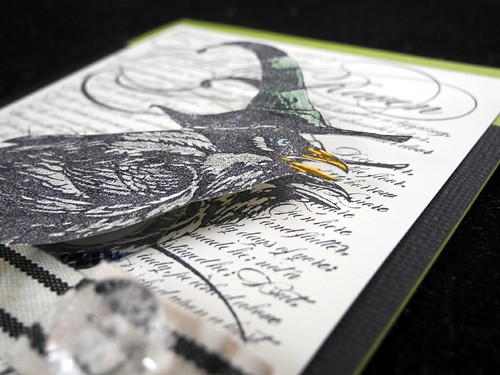 The Raven (detail)