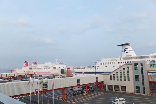 West Port Tomakomai