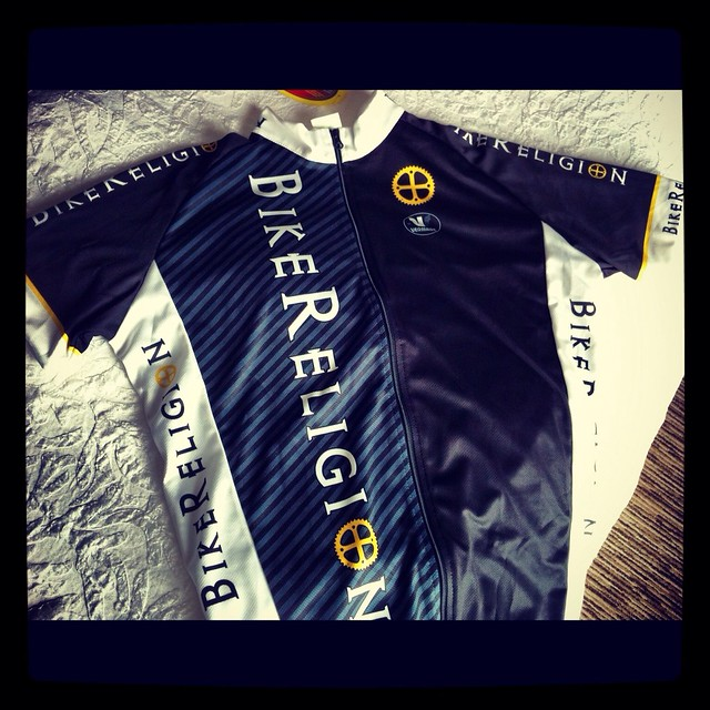 Bike Religion Jersey