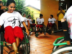 indoor cycling(0.0), cycling(0.0), wheelchair(1.0),