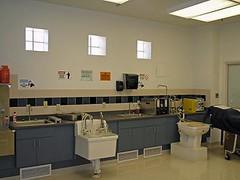 Mesa Community College Mortuary Science Lab