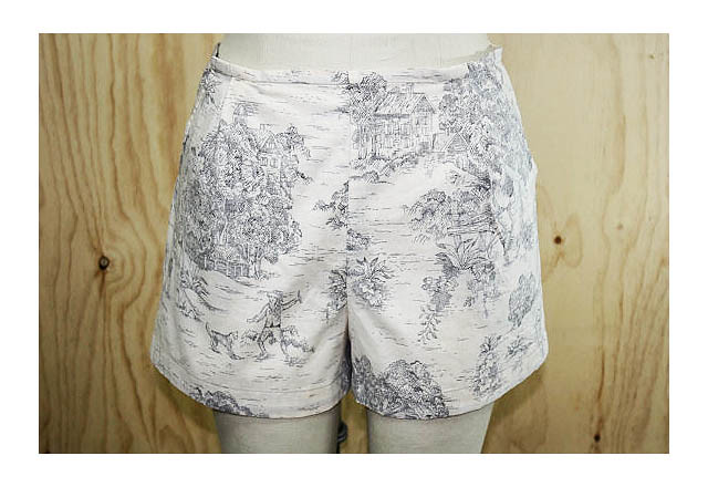 handmade, printed shorts, fair vanity fair trade, fashion blog, rachel mlinarchik