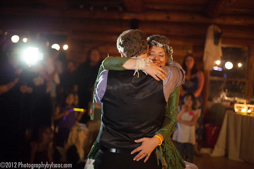 "First dance to Ben Folds ""The luckiest"""