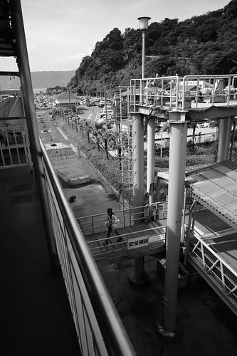 2012夏日大作戰 - 桜島 - 桜島フェリー (14)