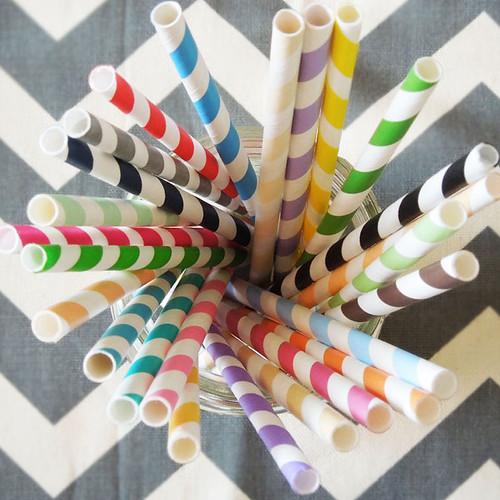 Straws Above 2
