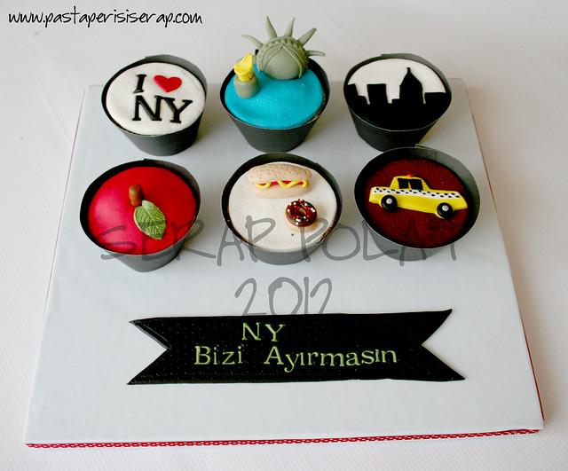 NewYork Cupcake