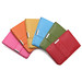 Colorfull collection of I'Praves wallets