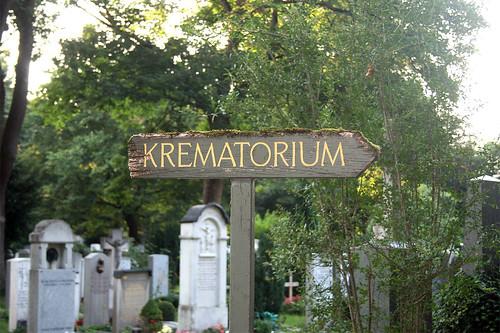 Zum Krematorium - Ostfriedhof München