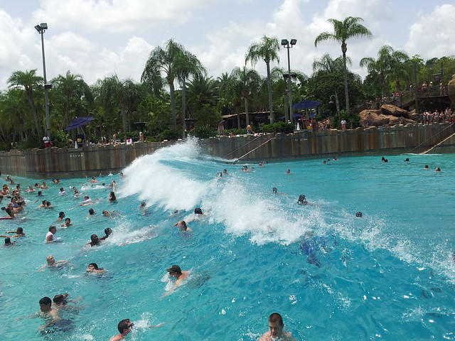 Typhoon Lagoon Wave Flickr Photo Sharing