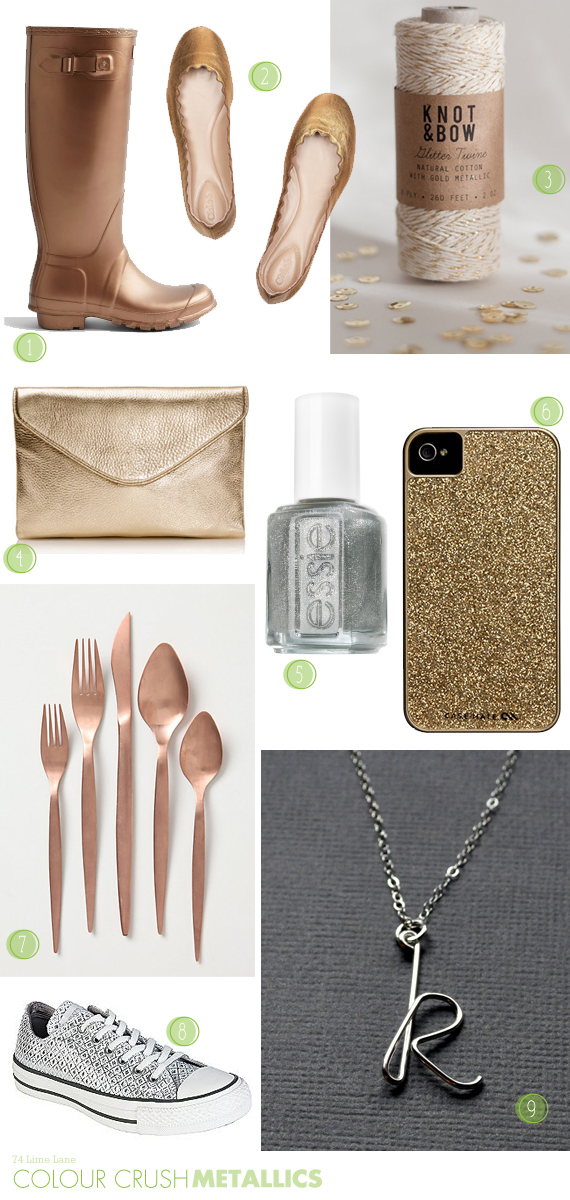 {colour crush} metallics