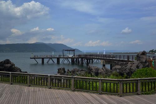 2012夏日大作戰 - 桜島 - 桜島ビジターセンターの近く (3)
