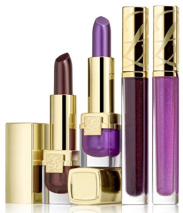 estee lauder violet underground lips
