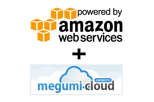 AWS+megumi-cloud