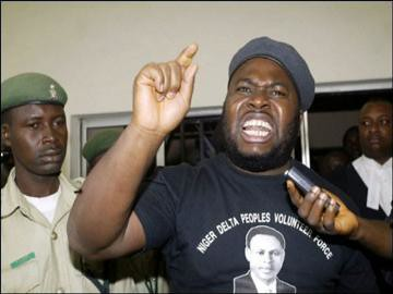 Niger Delta activist Mujahid Asari-Dokubo has warned of regional conflict if efforts underway to impeach Nigerian President Goodluck Jonathan are carried out. Asari-Dokubo has drawn the ire of government for such statements. by Pan-African News Wire File Photos