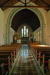 St Eunan's Cathedral, Raphoe, County Donegal