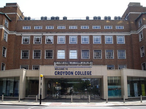 Croydon College, Croydon, London CR0
