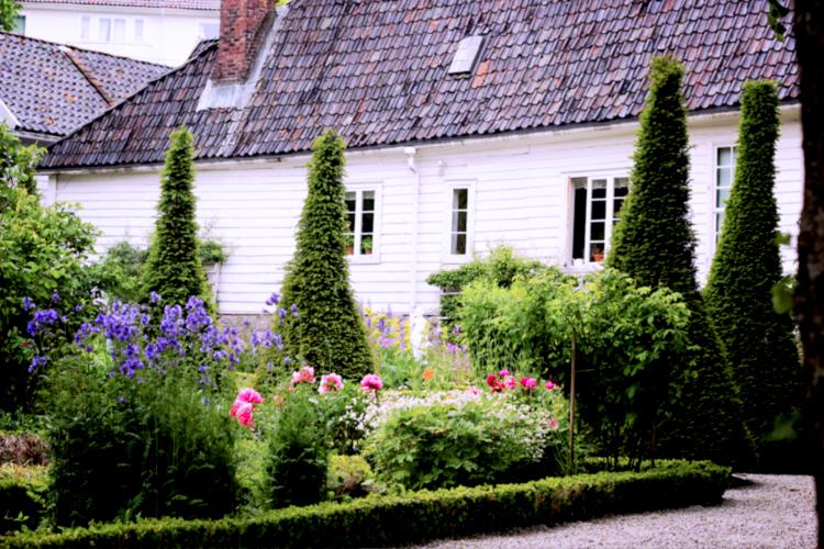 damsgård manor, bergen
