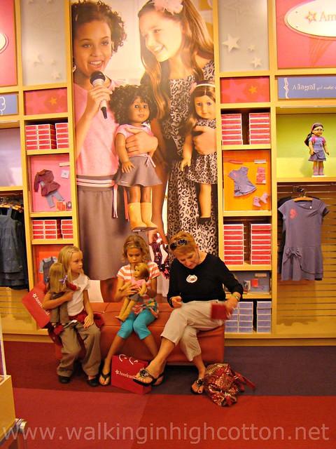 american girl store 1
