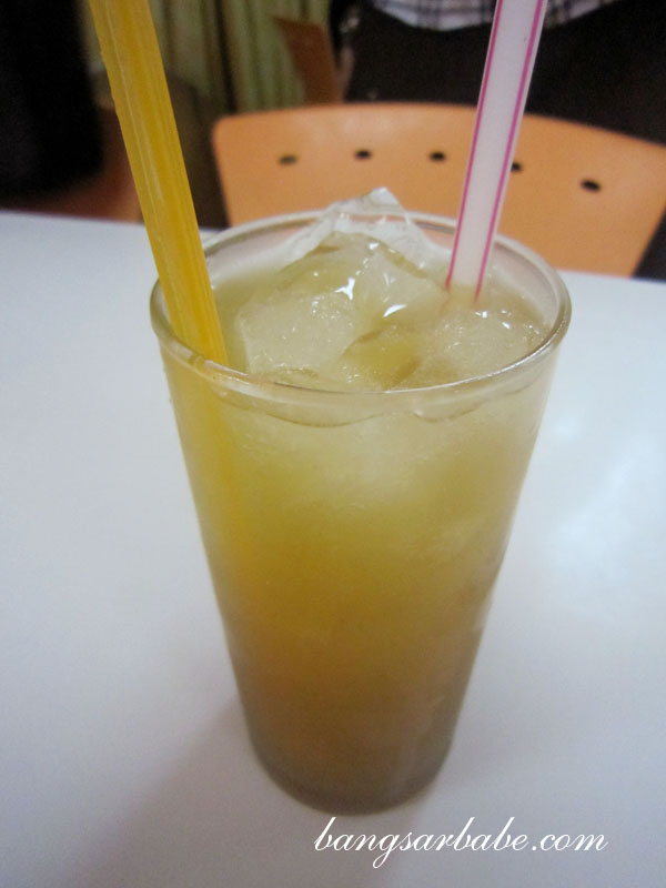 Honey-Lime-drink