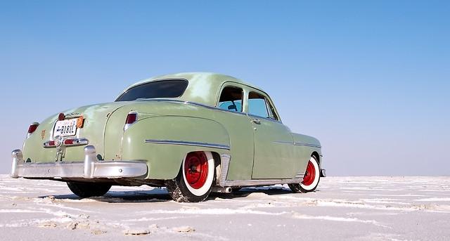 '49 DeSoto rear