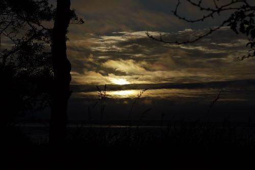 Sunrise over the Notsuke Peninsula (Otaido, Japan)