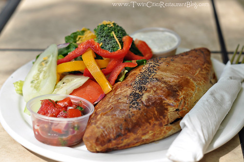 Finnish Beef Pasty at Finnish Bistro ~ St Paul, MN