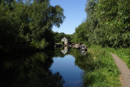 Roydon Lock, River Stort