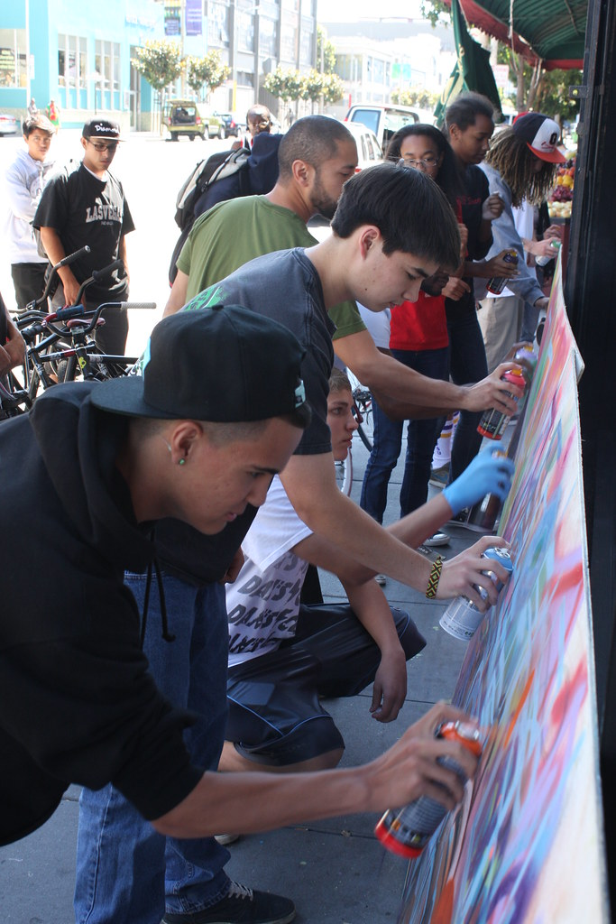 The Art of Graffiti: Intro Class