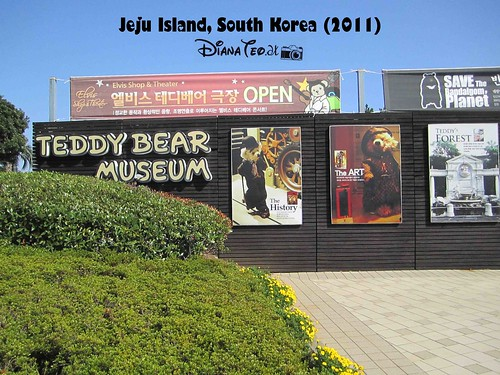 Teddy Bear Museum @ Jeju-do