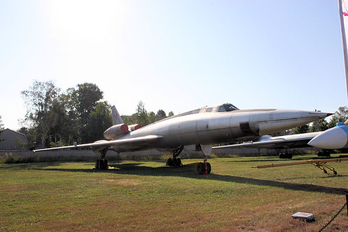 Tupolev Tu-22A 32 red