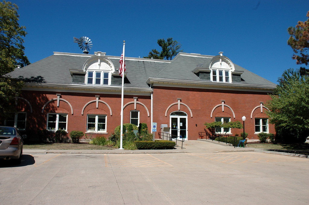 Prairie Creek Public Library, Dwight, IL