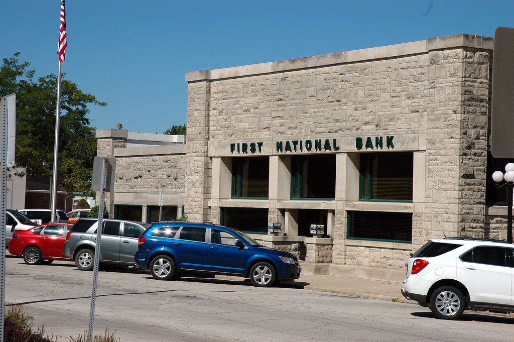 First National Bank, Dwight, IL