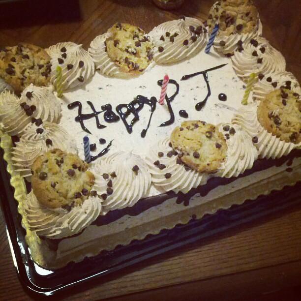 PJ's Birthday Cake