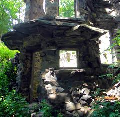Erwin Castle Ruins, Jim Thorpe PA